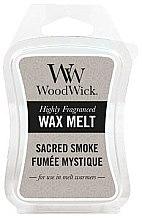 Profumi e cosmetici Cera profumata - WoodWick Wax Melt Sacred Smoke