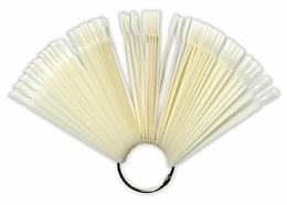 Profumi e cosmetici Pallette ventaglio per smalto, 50 punte - Deni Carte