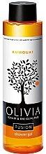 "Profumi e cosmetici Gel doccia ""Kumquat"" - Olivia Beauty & The Olive Fusion Kumquat Shower Gel"