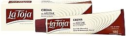 Profumi e cosmetici Crema da barba per pelli sensibili - La Toja Hidrotermal Classic Shaving Cream Sensitive Skin