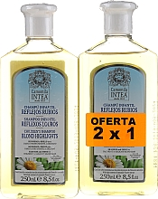 Profumi e cosmetici Set - Intea Children Camomile Shampoo (shm/2pz, 250ml)
