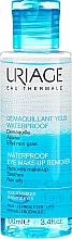 Profumi e cosmetici Struccante per il trucco impermeabile - Uriage Waterproof Eye Make-Up Remover