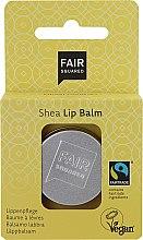 """Profumi e cosmetici Balsamo labbra """"Vanilla"""" - Fair Squared Lip Balm Shea"""