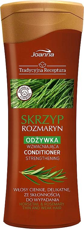 """Condizionante capelli fortificante """"Rosmarin"""" - Joanna Strengthening Conditioner — foto N1"""