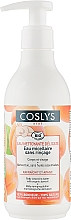 Profumi e cosmetici Acqua detergente all'albicocca biologica priva di allergeni - Coslys Baby Care Cleansing Water With Organic Apricot Extract