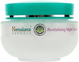 Profumi e cosmetici Crema viso rigenerante da notte - Himalaya Herbals Revitalizing Night Cream