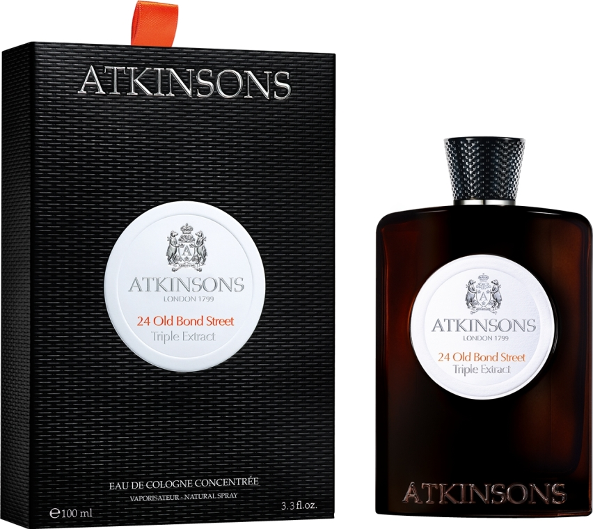 Atkinsons 24 Old Bond Street Triple Extract - Colonia — foto N1