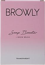 Profumi e cosmetici Sapone modellante per sopracciglia - Browly Soap Booster