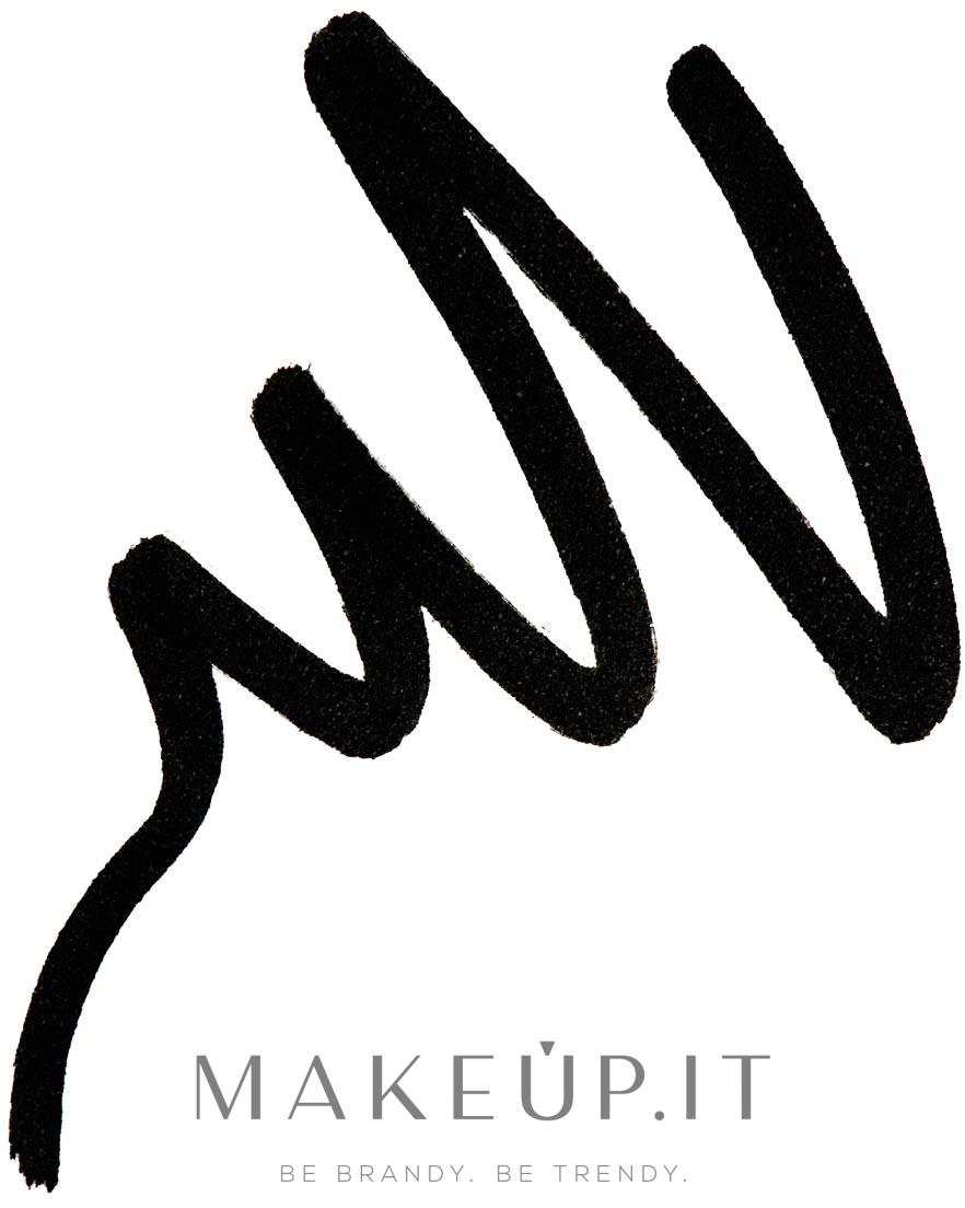 Eyeliner - Pur On Point Waterproof Liquid Eyeliner Pen — foto Black
