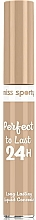 Profumi e cosmetici Concealer - Miss Sporty Perfect To Last 24h Long Lasting Liquid Concealer