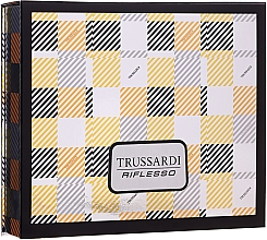 Profumi e cosmetici Trussardi Riflesso - Set (edt/50ml + show/gel/100ml)