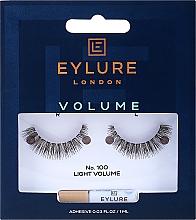 Profumi e cosmetici Ciglia finte №100 - Eylure Pre-Glued Volume