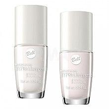 Profumi e cosmetici Smalto resistente ipoallergenico - Bell Hypoallergenic French Nail Enamel