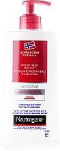 Profumi e cosmetici Lozione corpo rigenerante - Neutrogena Norwegian Formula Intense Repair Body Lotion
