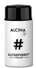 Profumi e cosmetici Polvere voluminizzante per capelli - Alcina Style Aufgepudert