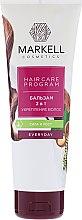 """Profumi e cosmetici Balsamo 2 in 1 """"Rafforzamento capelli"""" - Markell Cosmetics Everyday"""