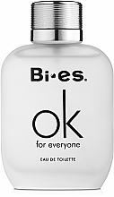 Profumi e cosmetici Bi-Es Ok For Everyone - Eau de toilette