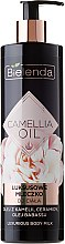 Profumi e cosmetici Latte corpo - Bielenda Camellia Oil Luxurious Body Milk