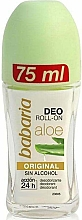 Profumi e cosmetici Deodorante roll-on all'Aloe Vera - Babaria Aloe Vera Original Deodorant Roll-on