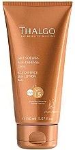 Profumi e cosmetici Lozione protezione solare - Thalgo Age Defence Sun Lotion SPF 15