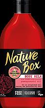 Profumi e cosmetici Latte corpo - Nature Box Pomegranate Oil Body Milk