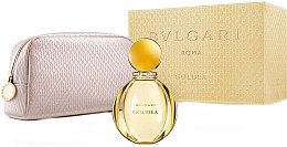 Profumi e cosmetici Bvlgari Goldea - Set (edp/90ml + bag)