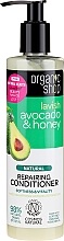 Profumi e cosmetici Balsamo capelli - Organic Shop Avocado & Honey Repairing Conditioner