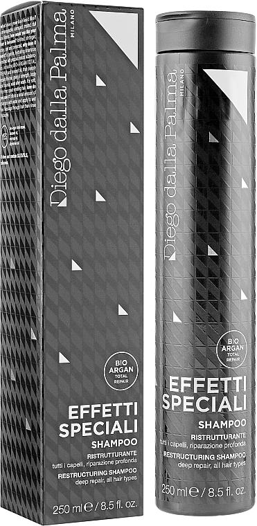Shampoo riparatore per capelli - Diego Dalla Palma Efettispeciali