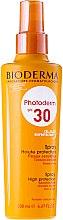 Profumi e cosmetici Spray solare per pelli sensibili - Bioderma Photoderm Spf30 High Protectin Spray