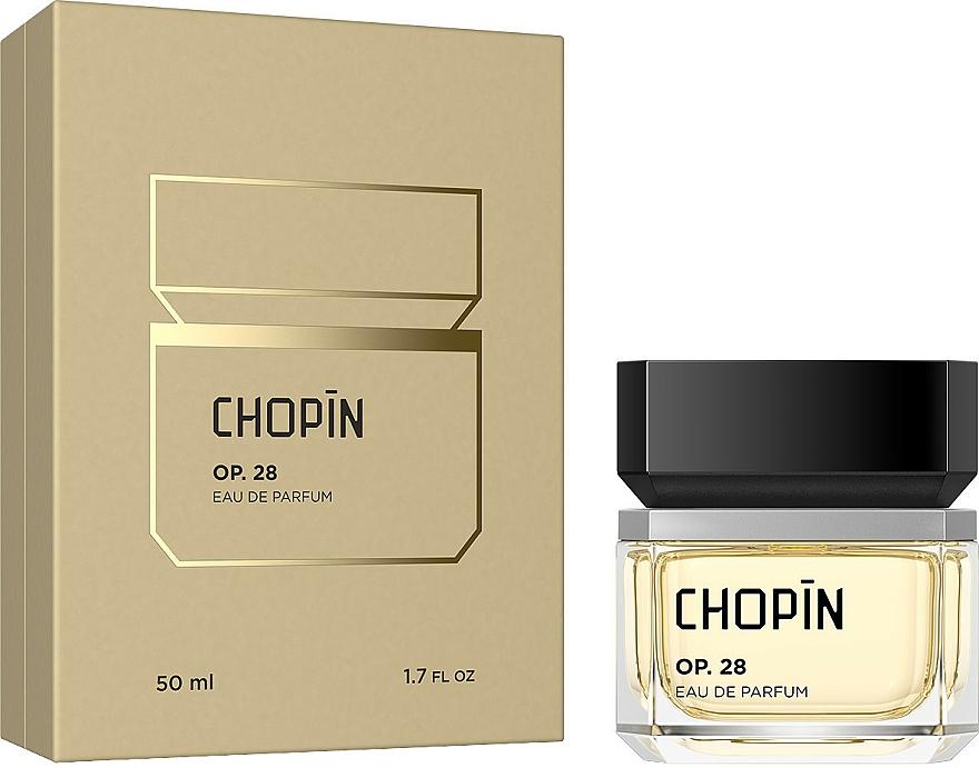 Eau de parfum - Miraculum Chopin OP. 28