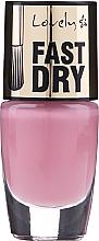 Profumi e cosmetici Smalto per unghie - Lovely Fast Dry Nail Polish