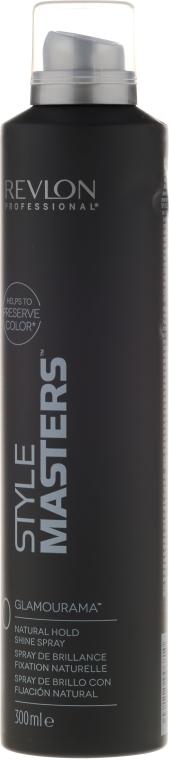 Lacca per capelli - Revlon Professional Style Masters Shine Spray Glamourama 0