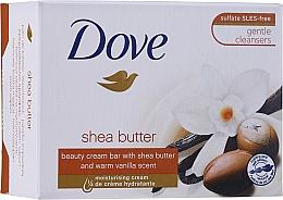 """Profumi e cosmetici Sapone-crema """"Abbraccio di tenerezza"""" - Dove Shea Butter"""