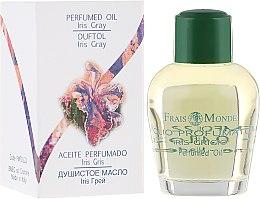 Profumi e cosmetici Olio profumato - Frais Monde Iris Gray Perfume Oil