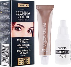 Profumi e cosmetici Henné per sopracciglia - Venita Henna Color