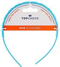 Profumi e cosmetici Cerchietto per capelli, 27918, blu - Top Chice