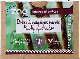 Profumi e cosmetici Ombretto perlato - ZAO Pearly Eye Shadow (ricarica)