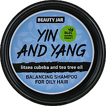 Shampoo per capelli grassi Yin and Yang - Beauty Jar Shampoo For Oily Hair — foto N2