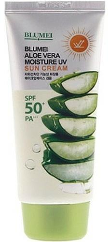 Crema viso e corpo - Blumei Jeju Moisture Aloe Vera Sun Cream