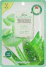 Profumi e cosmetici Maschera viso all'Aloe Vera - Beauugreen Contour 3d Aloe Essence Mask