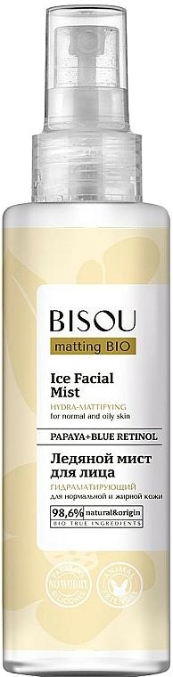 "Ice Mist ""Idratante"" - Bisou Matting Bio Ice Facial Mist"