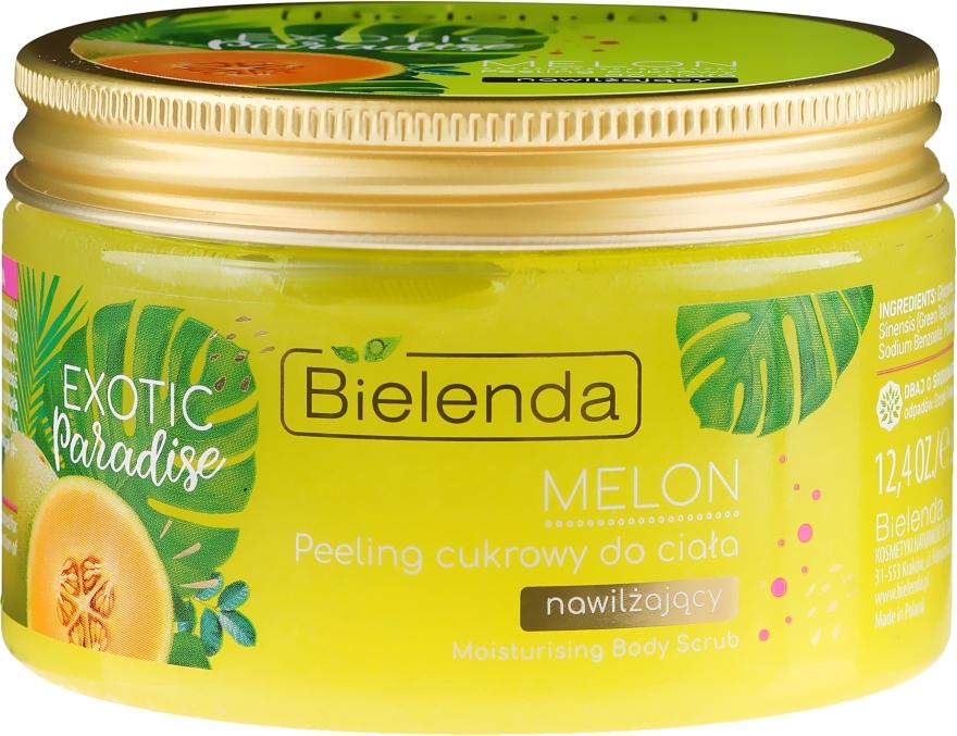 """Peeling corpo """"Melone"""" - Bielenda Exotic Paradise Peel — foto N2"""
