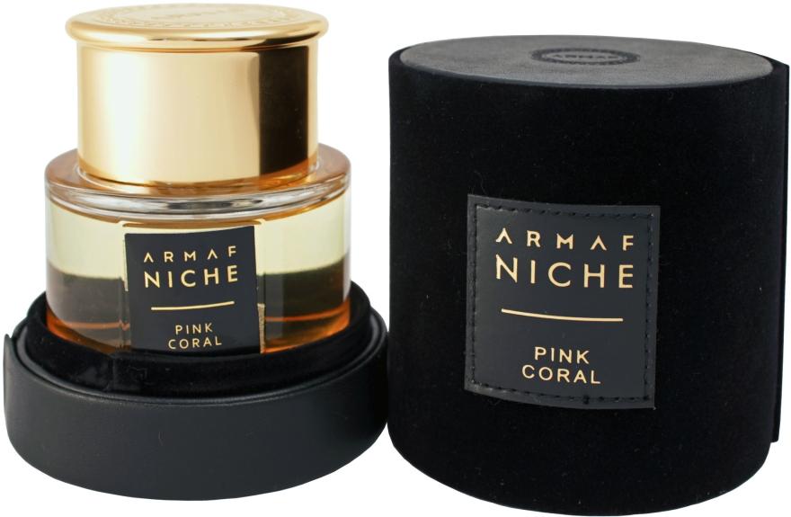 Armaf Niche Pink Coral - Eau de Parfum — foto N3