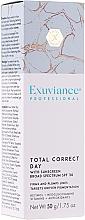 Profumi e cosmetici Crema giorno correttiva SPF 30 - Exuviance Professional Total Correct Day SPF 30