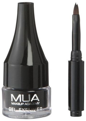 Eyeliner-gel - MUA Gel Eyeliner