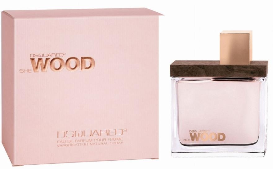 DSQUARED2 SHE WOOD - Eau de Parfum