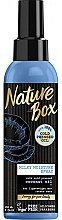 Profumi e cosmetici Spray per capelli con olio di cocco - Nature Box Coconut Oil Milky Moisture Spray