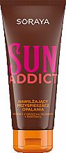 Profumi e cosmetici Acceleratore abbronzante idratante alla noce - Soraya Sun Addict