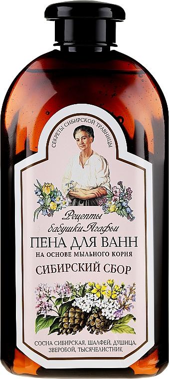 Bagnoschiuma - Ricette di nonna Agafya
