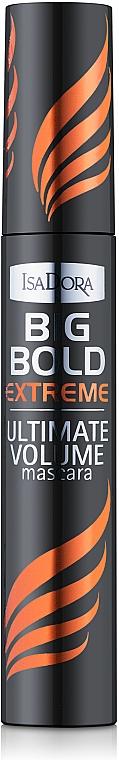 Mascara volumizzante - IsaDora Big Bold Extreme Mascara